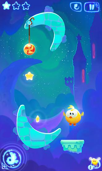 Cut the rope: Magic für Android spielen. Spiel Cut the Rope: Magie kostenloser Download.