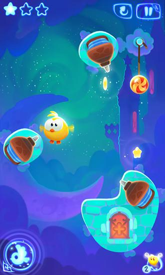 Screenshots do Cut the rope: Magic - Perigoso para tablet e celular Android.