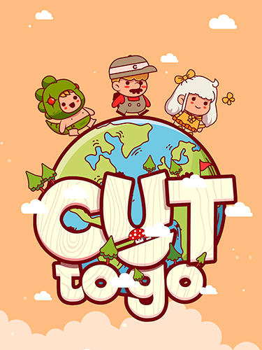 Cut to go poster