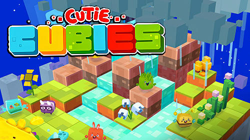 Cutie cubies poster