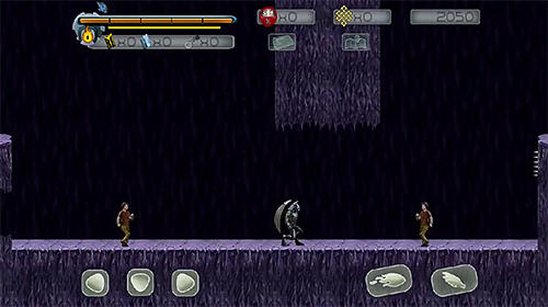 Screenshots von Cyber gargoyle: The fettered mind für Android-Tablet, Smartphone.