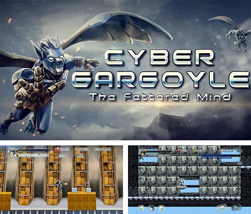 In addition to the game Wall kickers for Android phones and tablets, you can also download Cyber gargoyle: The fettered mind for free.