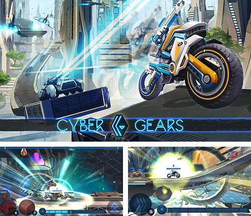 In addition to the game Wild west race for Android phones and tablets, you can also download Cyber gears for free.