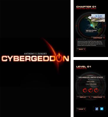 In addition to the game Melo's Magic Castle Defense for Android phones and tablets, you can also download Cybergeddon for free.