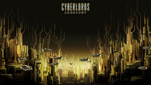 Cyberlords: Arcology обложка