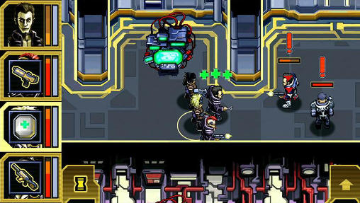 Screenshots von Cyberlords: Arcology für Android-Tablet, Smartphone.