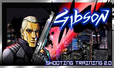 Cyberpunk Shooting Training poster