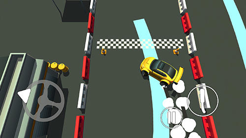 Kostenloses Android-Game Echter Auto-Drift Simulator. Vollversion der Android-apk-App Hirschjäger: Die Real car drifting simulator für Tablets und Telefone.