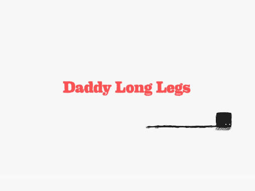 Daddy long legs poster