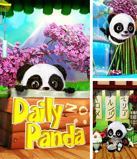 Daily panda: Virtual pet