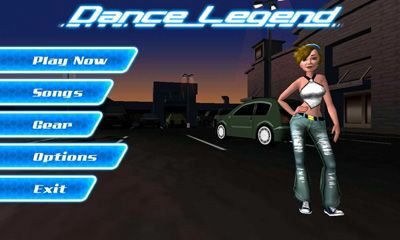 Dance Legend. Music Game