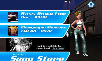 Download Dance Legend. Music Game Android free game.
