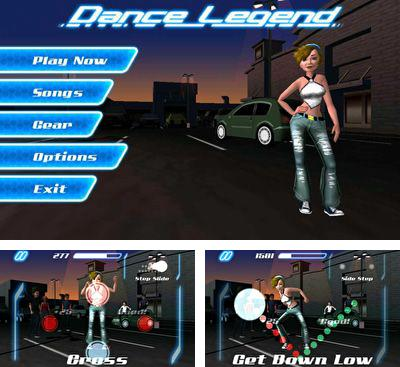 In addition to the game Gesture Dance for Android phones and tablets, you can also download Dance Legend. Music Game for free.