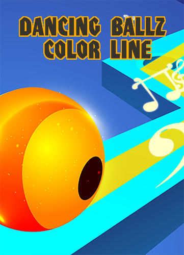Dancing ballz: Color line обложка