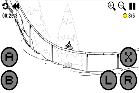 Daredevil stunt rider screenshot 2
