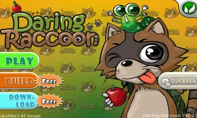 Download Daring Raccoon HD Android free game.