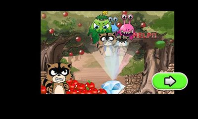 Гра Daring Raccoon HD на Android - повна версія.