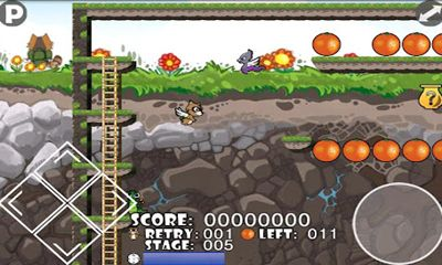 Screenshots of the Daring Raccoon HD for Android tablet, phone.