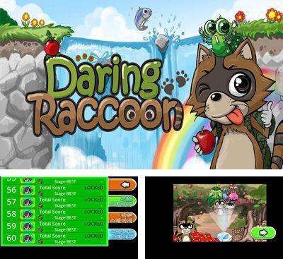 In addition to the game South Surfer for Android phones and tablets, you can also download Daring Raccoon HD for free.