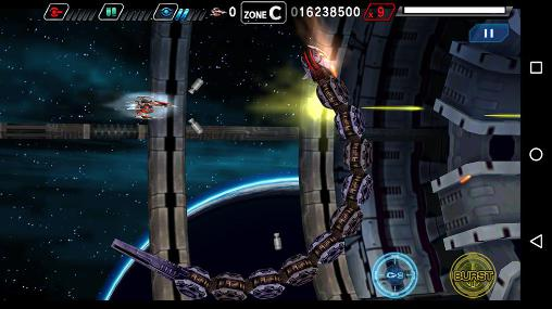 Screenshots von Dariusburst SP für Android-Tablet, Smartphone.