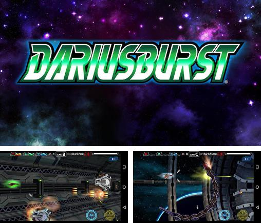 In addition to the game Syder Arcade for Android phones and tablets, you can also download Dariusburst SP for free.