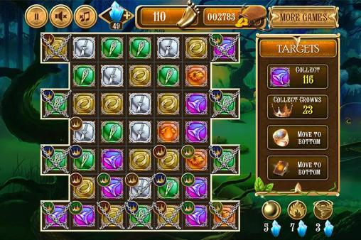 Get full version of Android apk app Dark ages saga for tablet and phone.