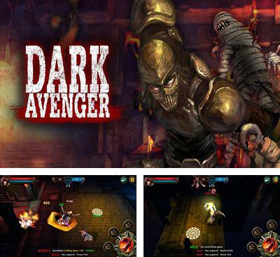 In addition to the game Dungeon Hunter 2 for Android phones and tablets, you can also download Dark Avenger for free.