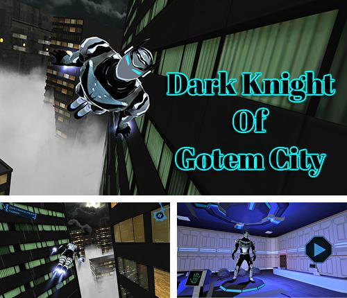 In addition to the game Creepy clown attack for Android phones and tablets, you can also download Dark knight of Gotem city for free.
