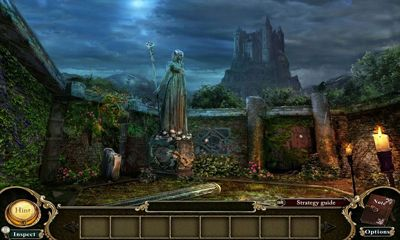 Screenshots von Dark Parables: Curse of Briar Rose für Android-Tablet, Smartphone.
