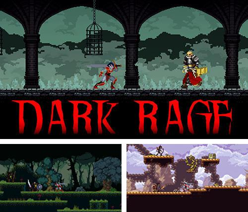 Dark rage RPG