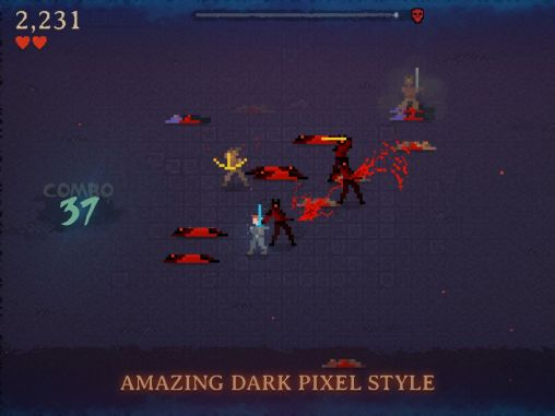Dark slash: Ninja screenshot 1
