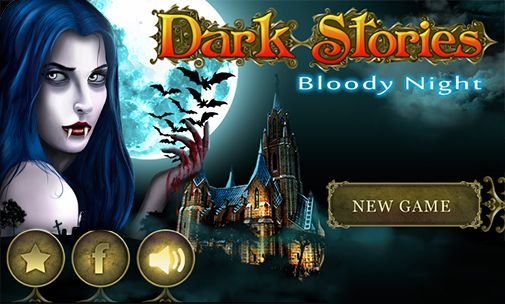 Dark stories: Bloody night обложка