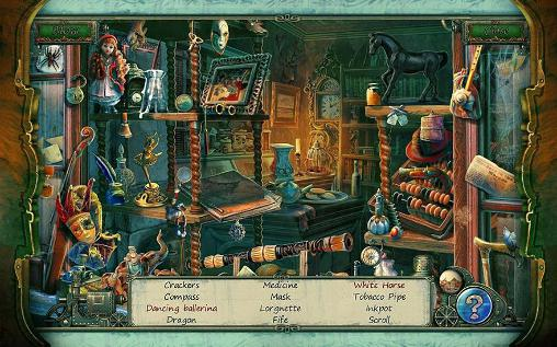 Dark tales: Edgar Allan Poe's The premature burial. Collector's edition für Android spielen. Spiel Dunkle Geschichten: Edgar Allan Poes Das vorzeitige Begräbnis. Sammlerausgabe kostenloser Download.