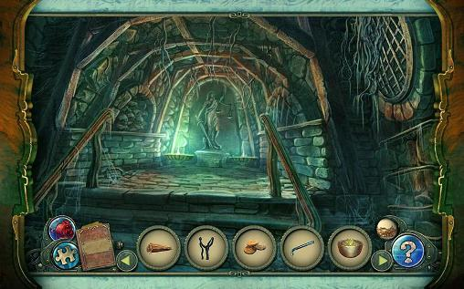 Screenshots von Dark tales: Edgar Allan Poe's The premature burial. Collector's edition für Android-Tablet, Smartphone.