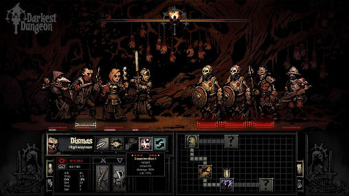 Download Darkest dungeon Android free game.