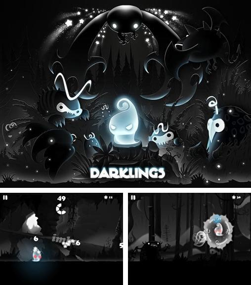 In addition to the game Love engine for Android phones and tablets, you can also download Darklings for free.