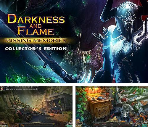 Darkness and flame 2: Missing memories. Collector's edition