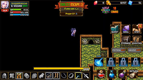 Darkside dungeon screenshot 5