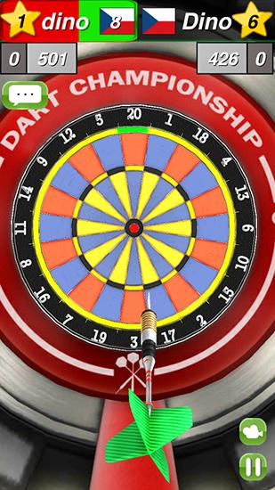 Darts 3D by Giraffe games limited screenshot 2