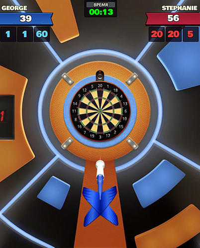Screenshots von Darts club für Android-Tablet, Smartphone.