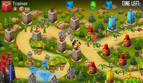 Dash or defend für Android spielen. Spiel Dash or Defend kostenloser Download.