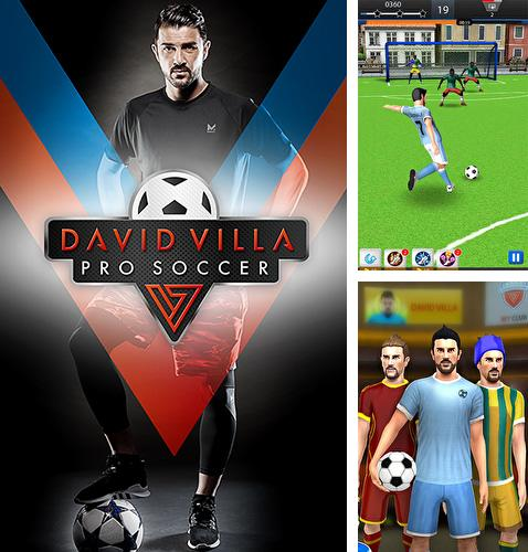 In addition to the game David Villa pro soccer for Android, you can download other free Android games for Samsung Galaxy Mini 2.