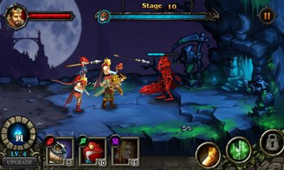 Dawn Hero screenshot 2