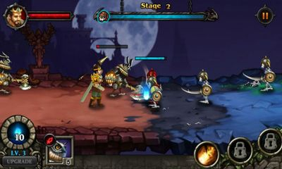 Dawn Hero screenshot 3