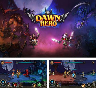 In addition to the game Rise of the Blobs for Android phones and tablets, you can also download Dawn Hero for free.