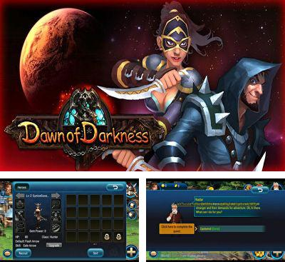 In addition to the game Tiny Story In Love for Android phones and tablets, you can also download Dawn of Darkness for free.