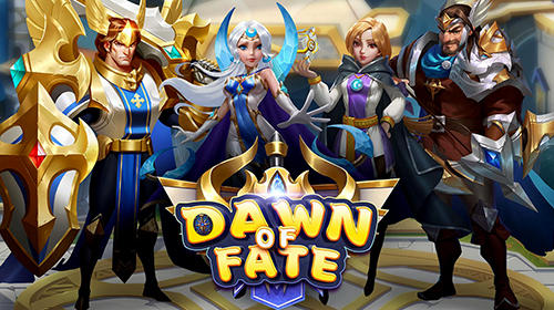 Dawn of fate poster