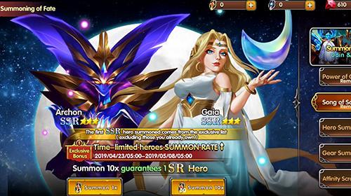 Dawn of fate screenshot 1