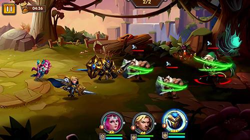 Dawn of fate screenshot 2
