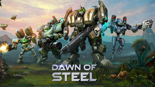 Dawn of steel poster